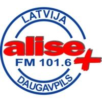 Logo of radio station Радио Алиса Плюс