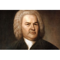 Logo of radio station Radio Art - Johann Sebastian Bach