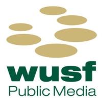 Logo de la radio WUSF 89.7