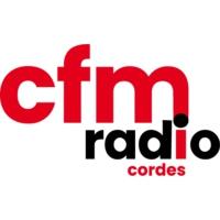 Logo of radio station CFM Radio - Cordes