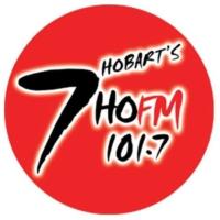 Logo de la radio 101.7 7HOFM Hobart