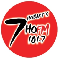 Logo of radio station 101.7 7HOFM Hobart