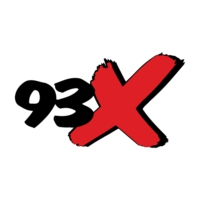 Logo of radio station KXXR 93X
