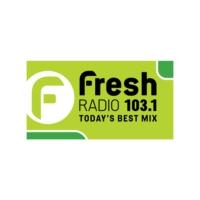 Logo of radio station CFHK-FM 103.1 Fresh Radio