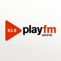 Logo of radio station PlayFm Carlos Paz