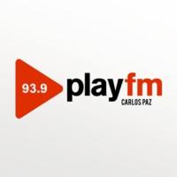 Logo de la radio PlayFm Carlos Paz