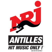 Logo of radio station NRJ Antilles