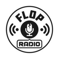 Logo of radio station FlopRadio