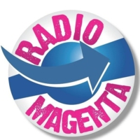 Logo of radio station Radio Magenta
