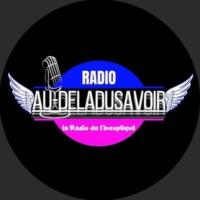 Logo of radio station AU-DELÀ DU SAVOIR