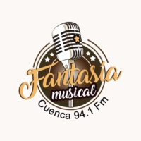 Logo of radio station RADIO FANTASIA MUSICAL 94.1 FM CUENCA
