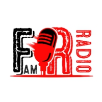 Logo of radio station fam radio