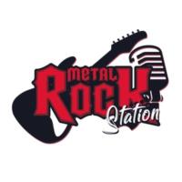 Logo of radio station Metal Rock Station