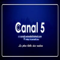 Logo de la radio Canal 5