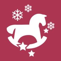 Logo of radio station 100 % Kinderweihnachten