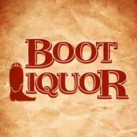 Logo de la radio SomaFM - Boot Liquor