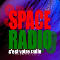 Logo of radio station SpaceRadio