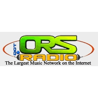 Logo of radio station ORS Radio