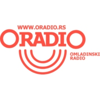 Logo of radio station Oradio