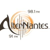 Logo of radio station AlterNantes