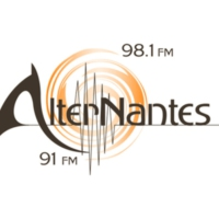 Logo of radio station AlterNantes