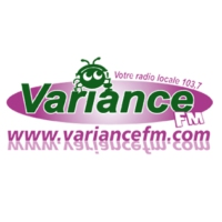 Logo of radio station Radio Variance FM