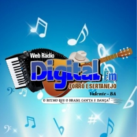 Logo of radio station radio digital fm
