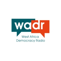 Logo of radio station West Africa Democracy Radio