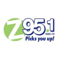 Logo of radio station WQMZ 95.1