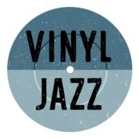 Logo of radio station Vinyl Jazz
