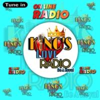 Logo de la radio Kings Love Radio