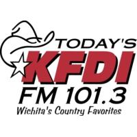 Logo de la radio KFDI FM 101.3