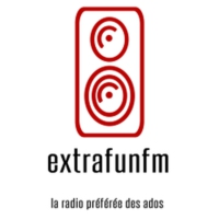 Logo of radio station extrafunfm