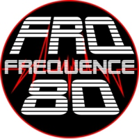 Logo of radio station FREQUENCE 80
