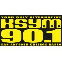 Logo de la radio KSYM 90.1
