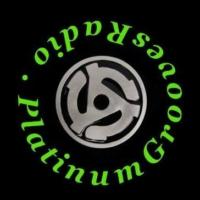 Logo of radio station Platinum Grooves Radio