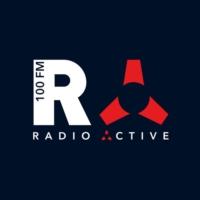 Logo of radio station Radio Active 100FM