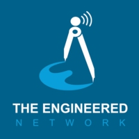 Logo de la radio The Engineered Network