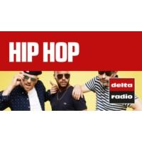 Logo de la radio delta radio - Hip Hop