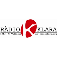 Logo of radio station Ràdio Klara 104.4 FM