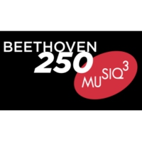 Logo de la radio Musiq'3 - Beethoven 250 (RTBF)
