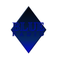 Logo of radio station Blue Radio