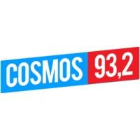 Logo de la radio Cosmos 93.2