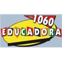 Logo de la radio Radio Educadora 1060 AM