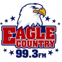 Logo de la radio WSCH Eagle Country 99.3