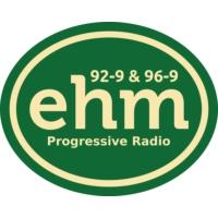 Logo of radio station WEHM