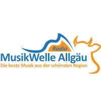 Logo of radio station MusikWelle Allgäu