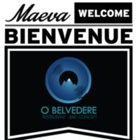 Logo of radio station O  Belvédère Radio