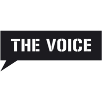 Logo de la radio The Voice