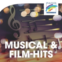 Logo of radio station Radio Regenbogen Musical & Film Hits